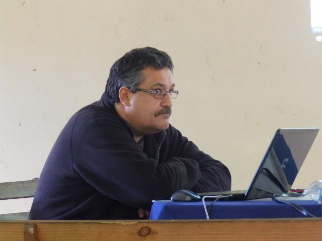 HOUDARD Olivier : Trésorier du Conseil Régional