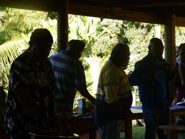 RAPPORT DE LA YUNIAN DE MOMAWE : POTHE 2015