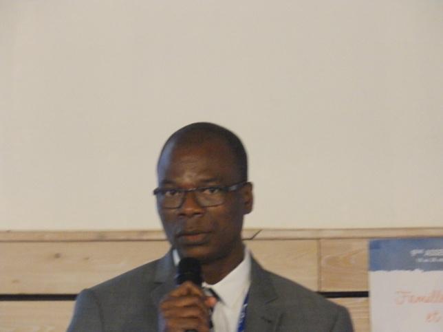 Pasteur Célestin KIKI, réélu Secrétaire Général de la Cevaa pour un 3ème mandat.