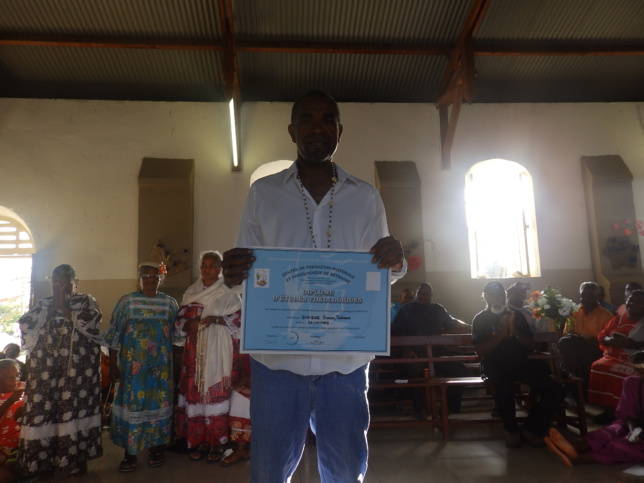 SIWENE Simon exercera dans la région de Nengone