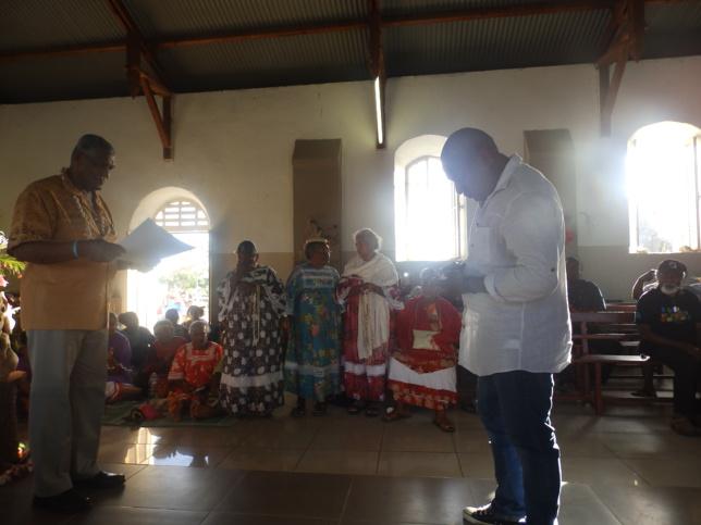 WEA Kuanene sera accueilli par la région de Momawe
