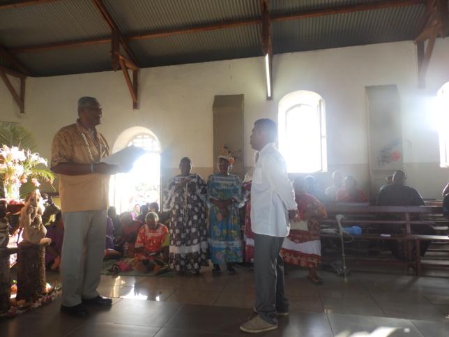 YEKAWENE Yeweine sera accueilli dans la région de Nengone