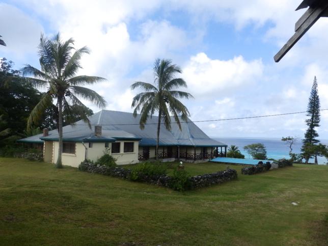 La maison missionnaire MacFarlane