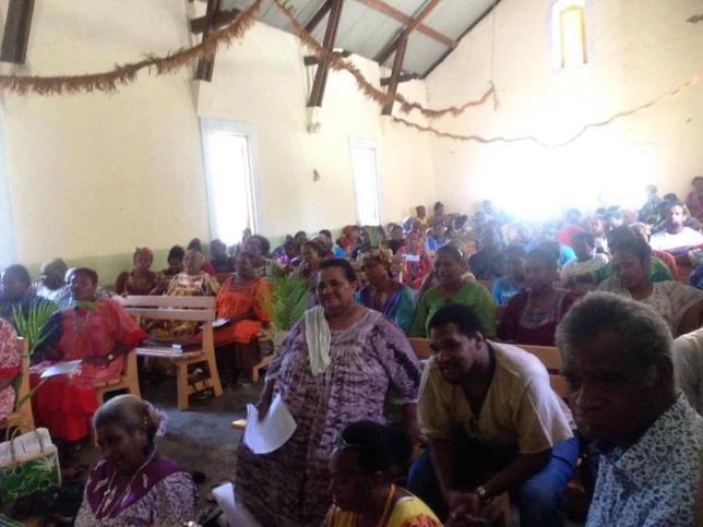 JMP 2017 du consistoire de PPT à Tibarama