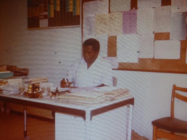 Secrétaire Général de l'EENCIL, pendant 12 années - 4 mandats de 3 ans. (1979 - 1991)