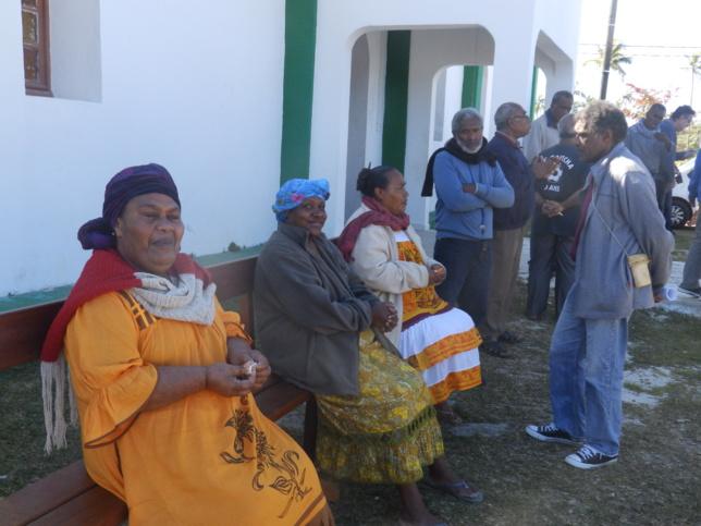 Les mamans déléguées au synode