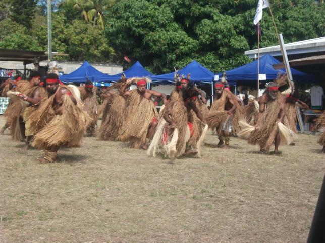Troupe de danse du Consistoire de Ponérihouen, Poindimié, Touho (PPT)