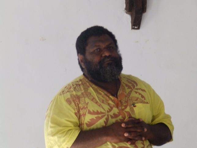 Pasteur TAOUVAMA Christian : Modérateur de la Yunian 2017 de Cavet