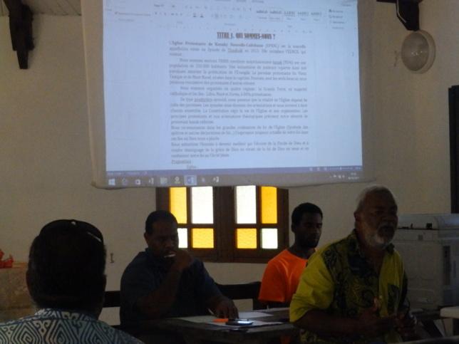 Pasteur KAEMO Var : Présentation du Programme missionnaire