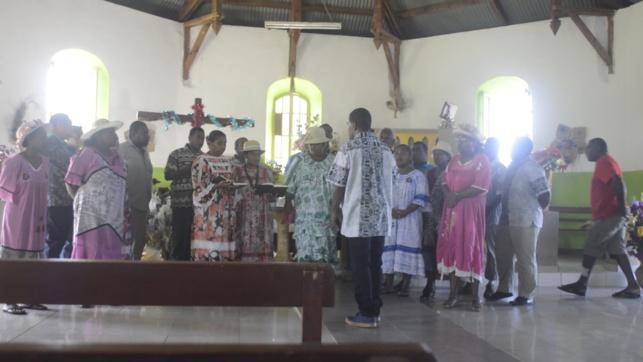 La chorale de Béthanie