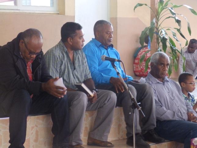 Les pasteurs et les diacres très concentrés sur les messages de la JMP