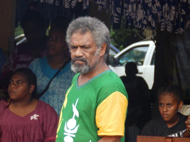 Teimbouanou Jaïck, délégué de la croix bleue du consistoire de KGO