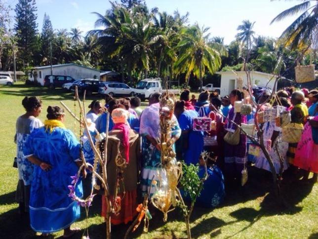 CAMPS DE FORMATION DES MAMANS DE MOMAWE