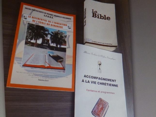 Documents de références pour les aumôniers des collèges et lycées.