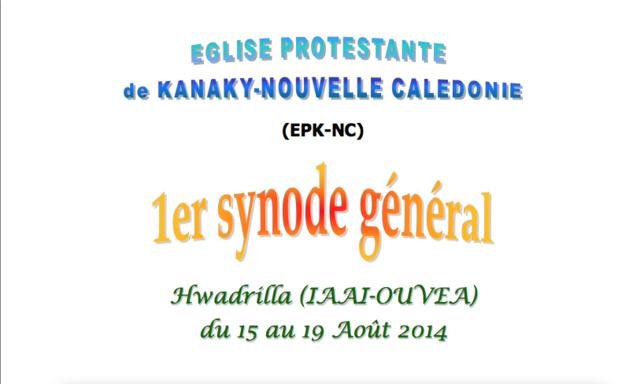 COMPTE-RENDU SYNODE OUVEA 2014