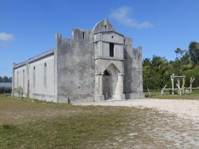 Temple de Wakac (Iaai)