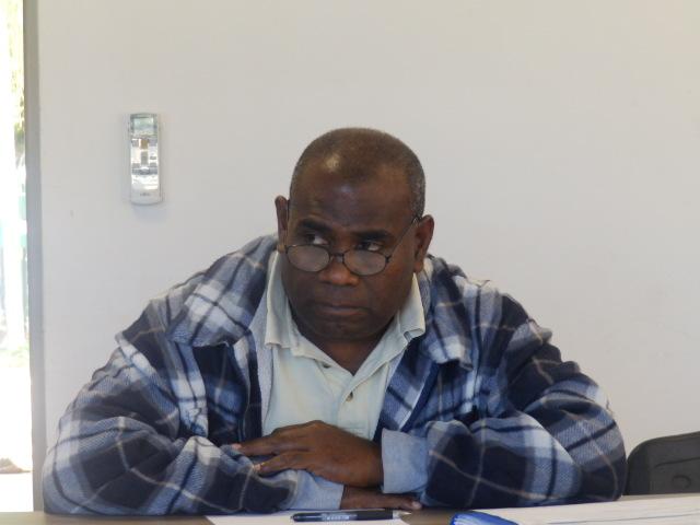 Pasteur HAOCAS Wadria (Aumônier au lycée Do-Kamo)