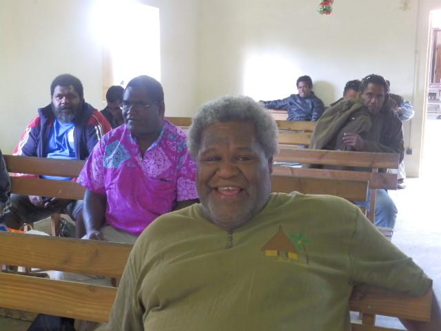Diacre Wanyonë IWEDE : Secrétaire du Conseil Régional