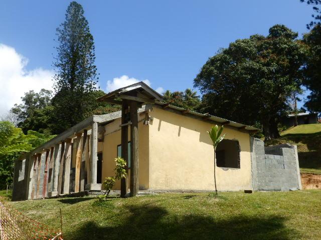 Le Eika de Bopope en rénovation