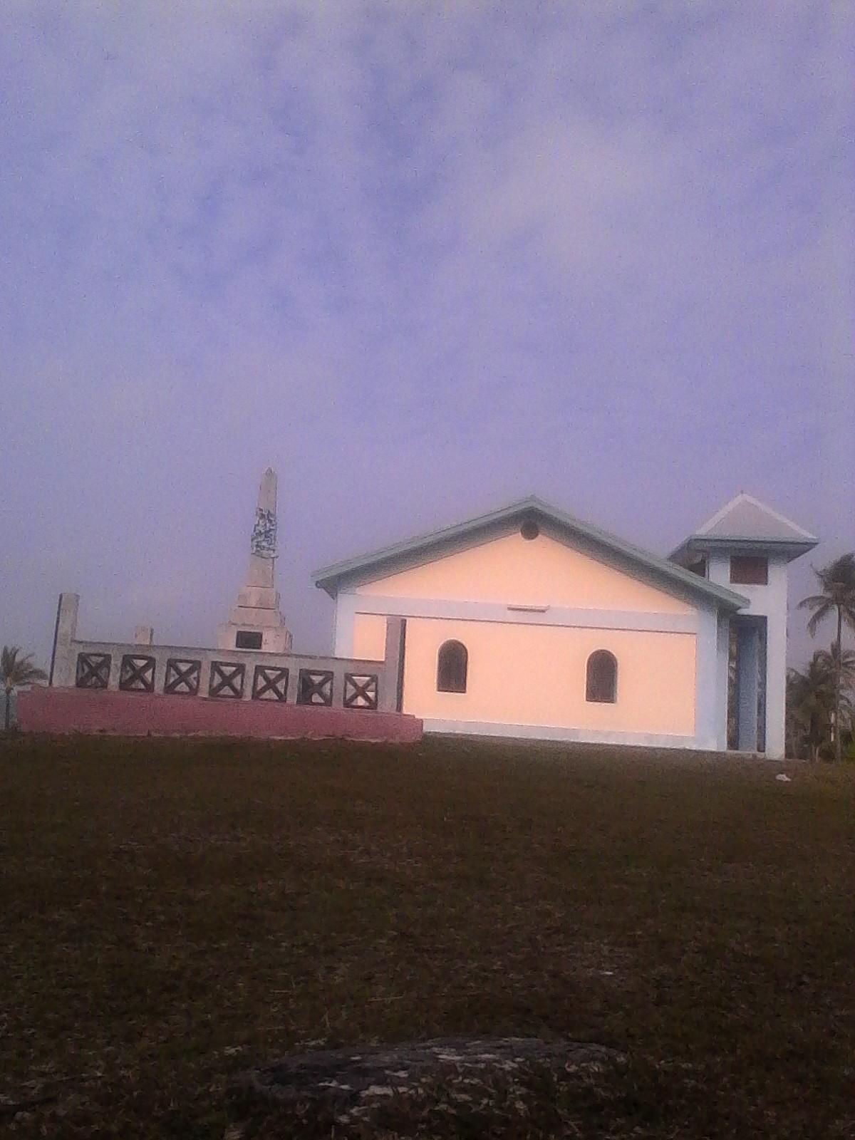 LA REGION DE DREHU EN YUNIAN DANS LA PAROISSE DE QANONO - CONSISTOIRE DE GAICA