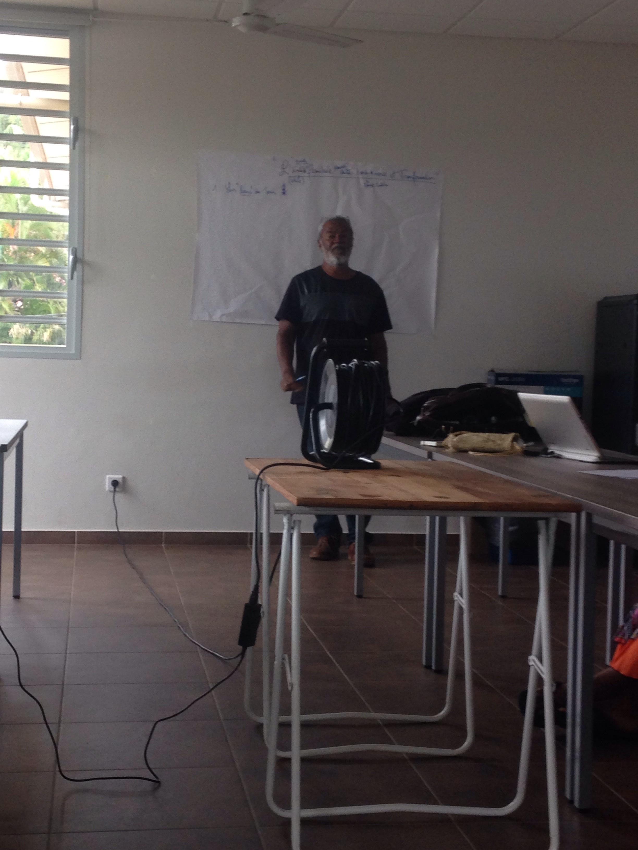"""Pasteur KAEMO Var interviendra au séminaire sur le thème de : """"La Famille Kanak"""""""