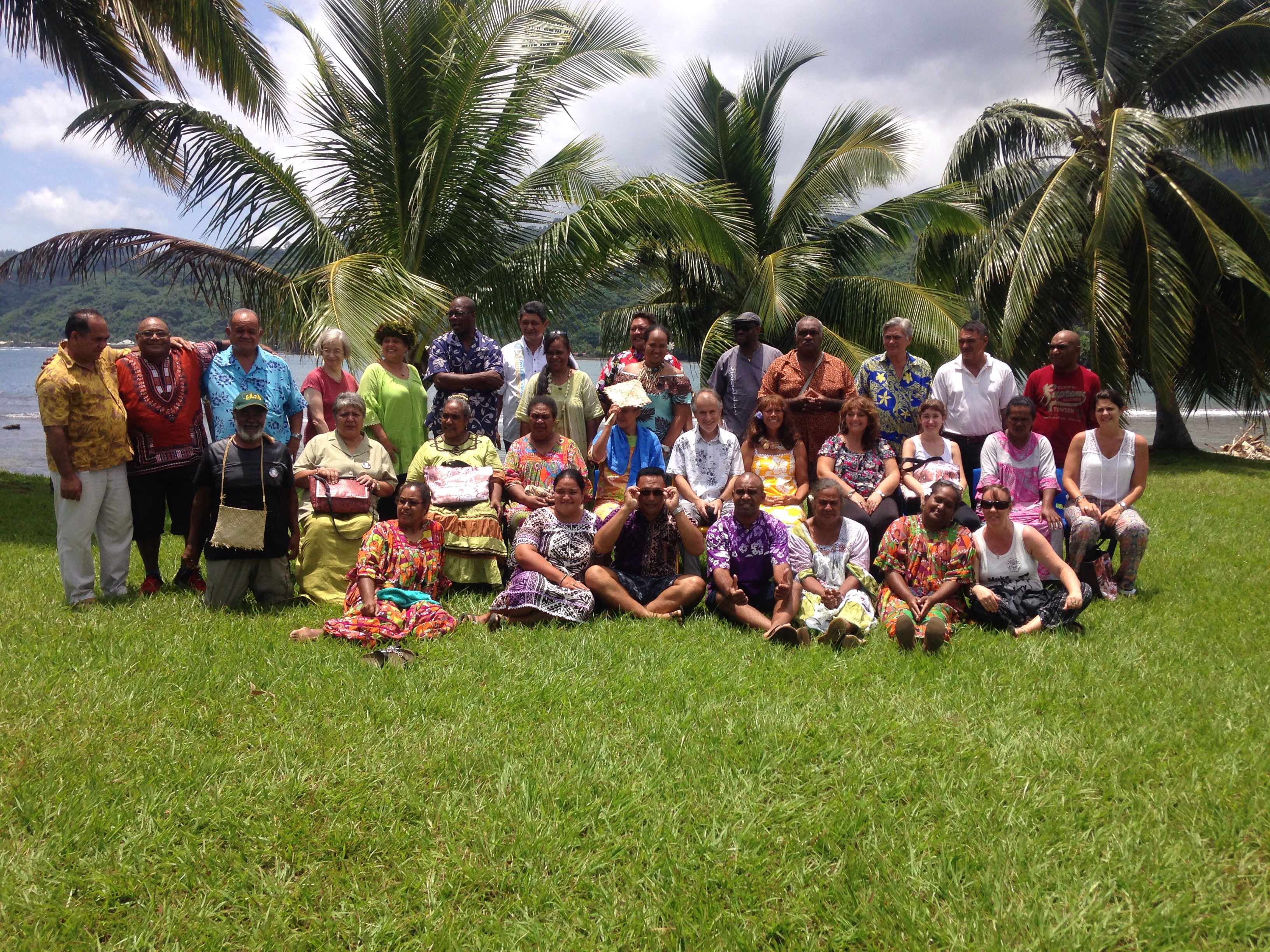 Photos de famille : EPKNC, EPM et IERVP et la CEVAA