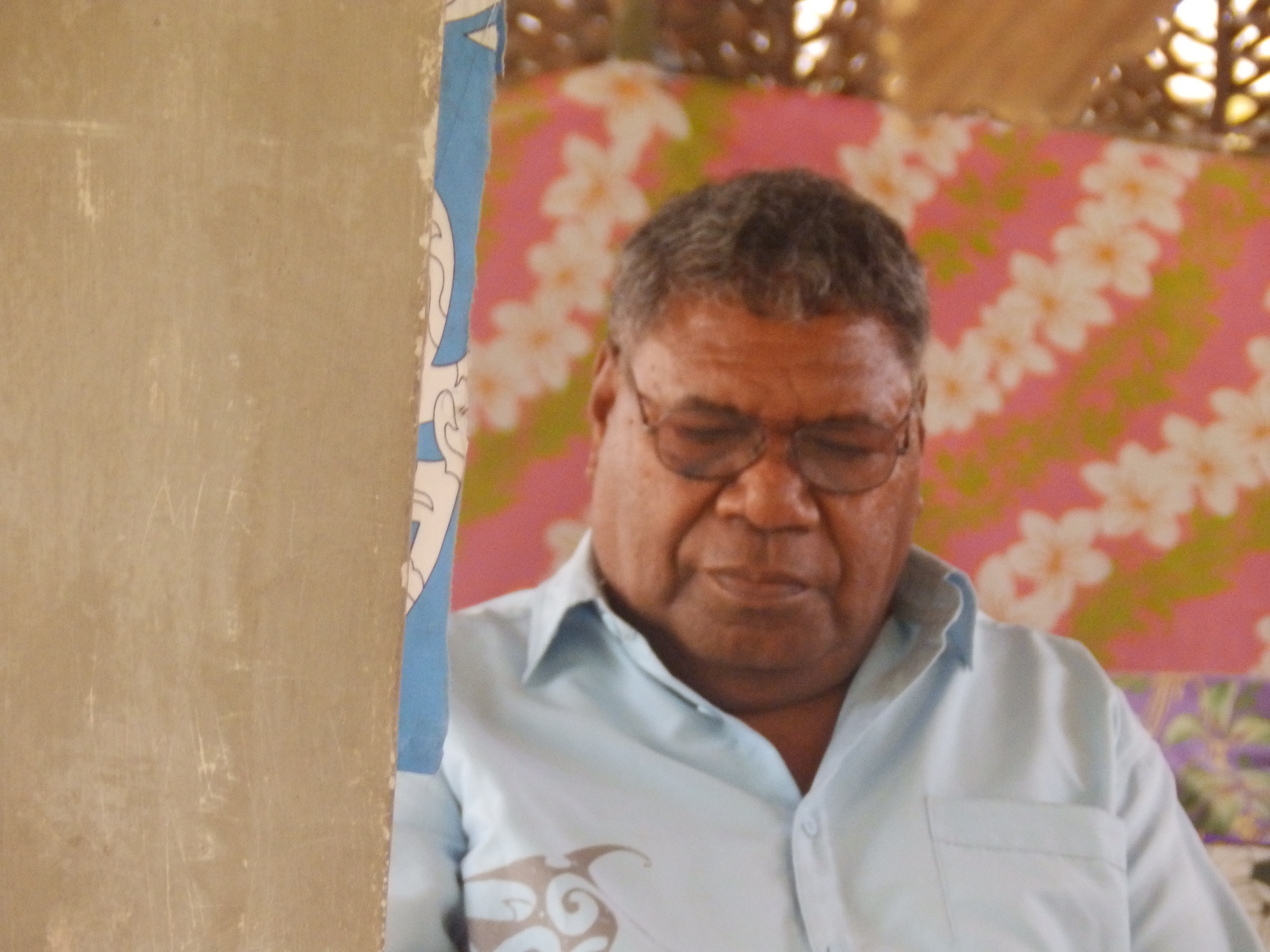 SEIKO Wamejo, Pasteur de la paroisse de Xépénéhé
