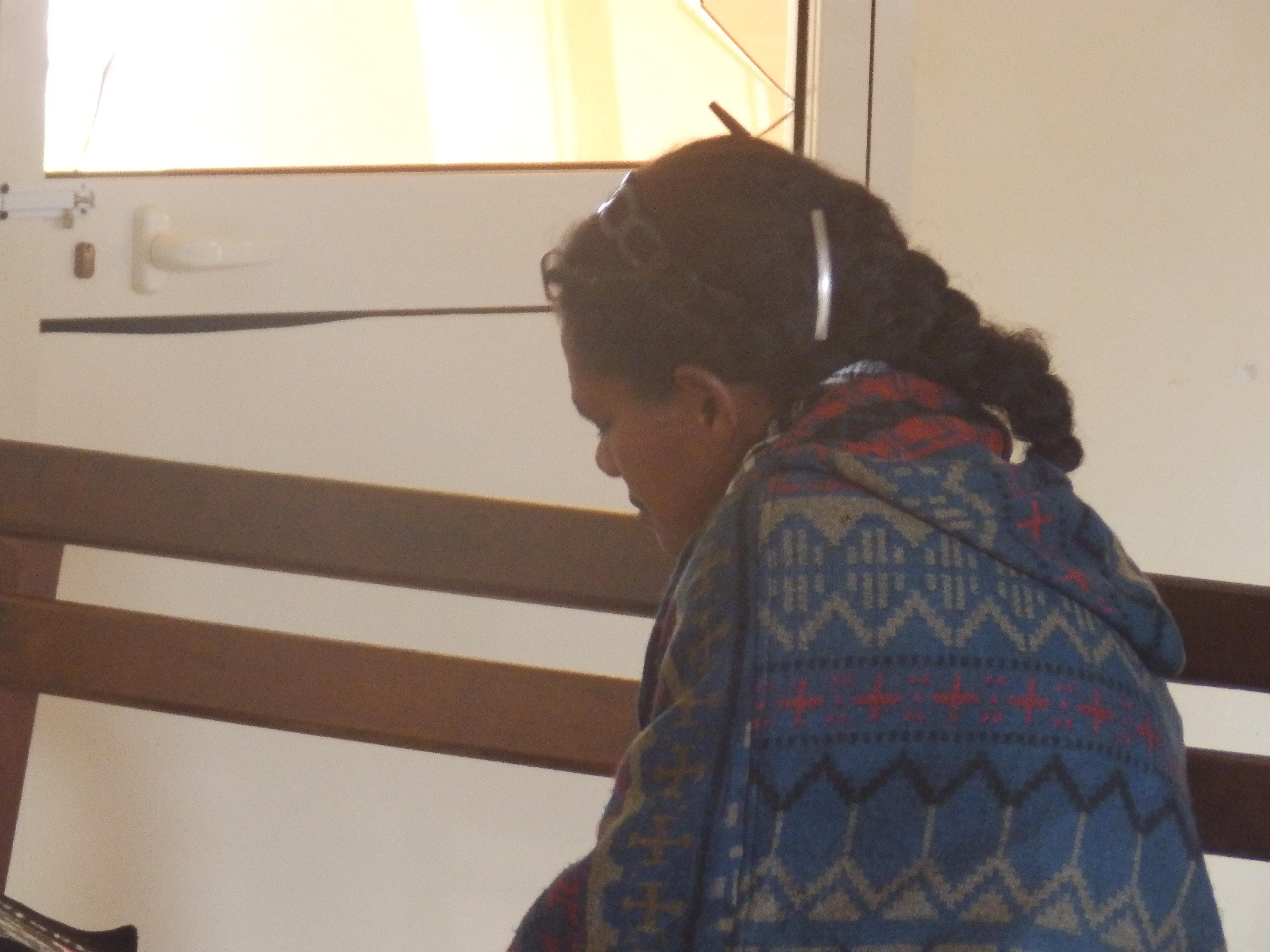 Mme IHILY Maima, Présidente de IAAI