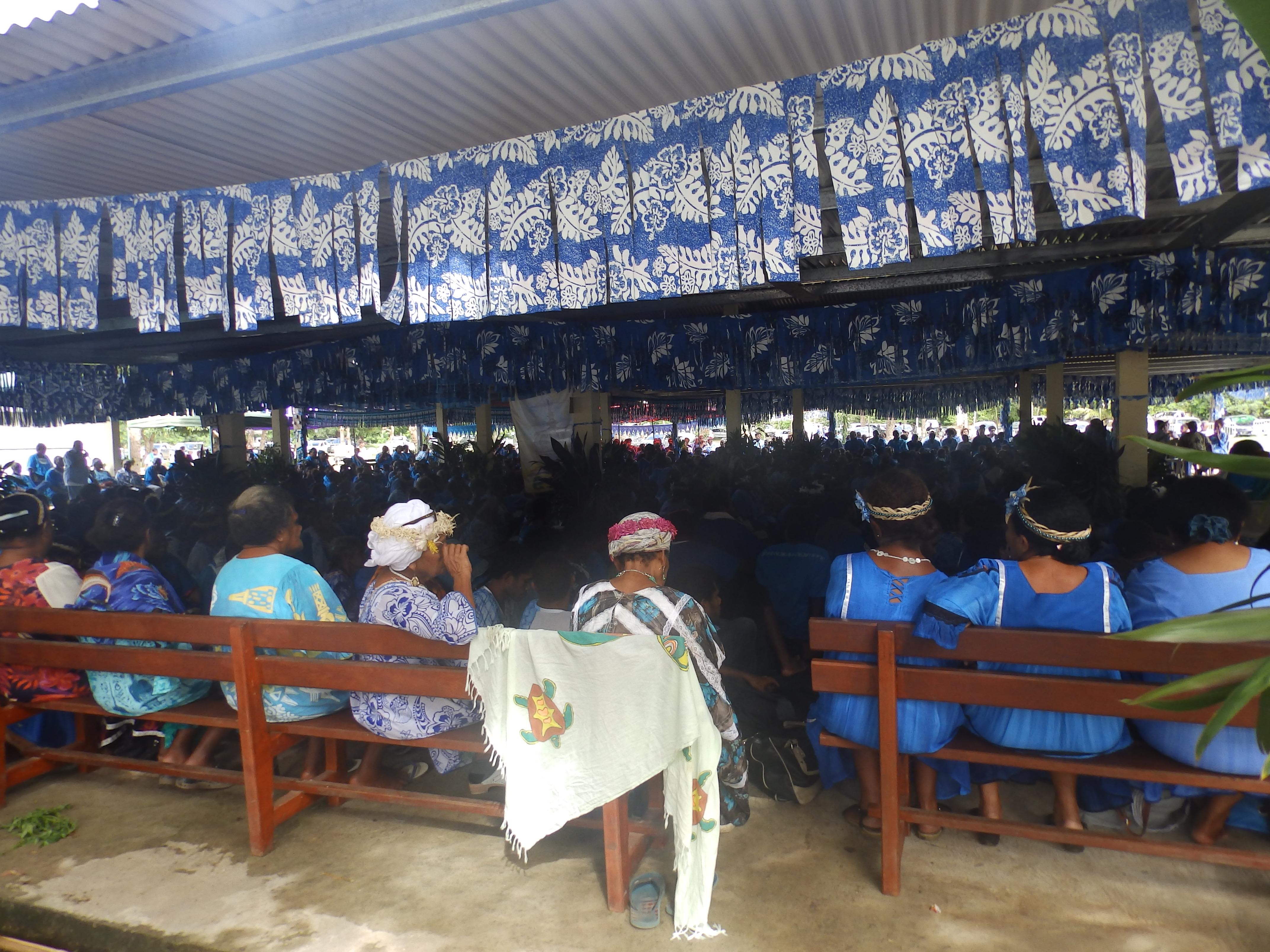 Culte du Dimanche animé par le Conseil Régional de la région de Momawe