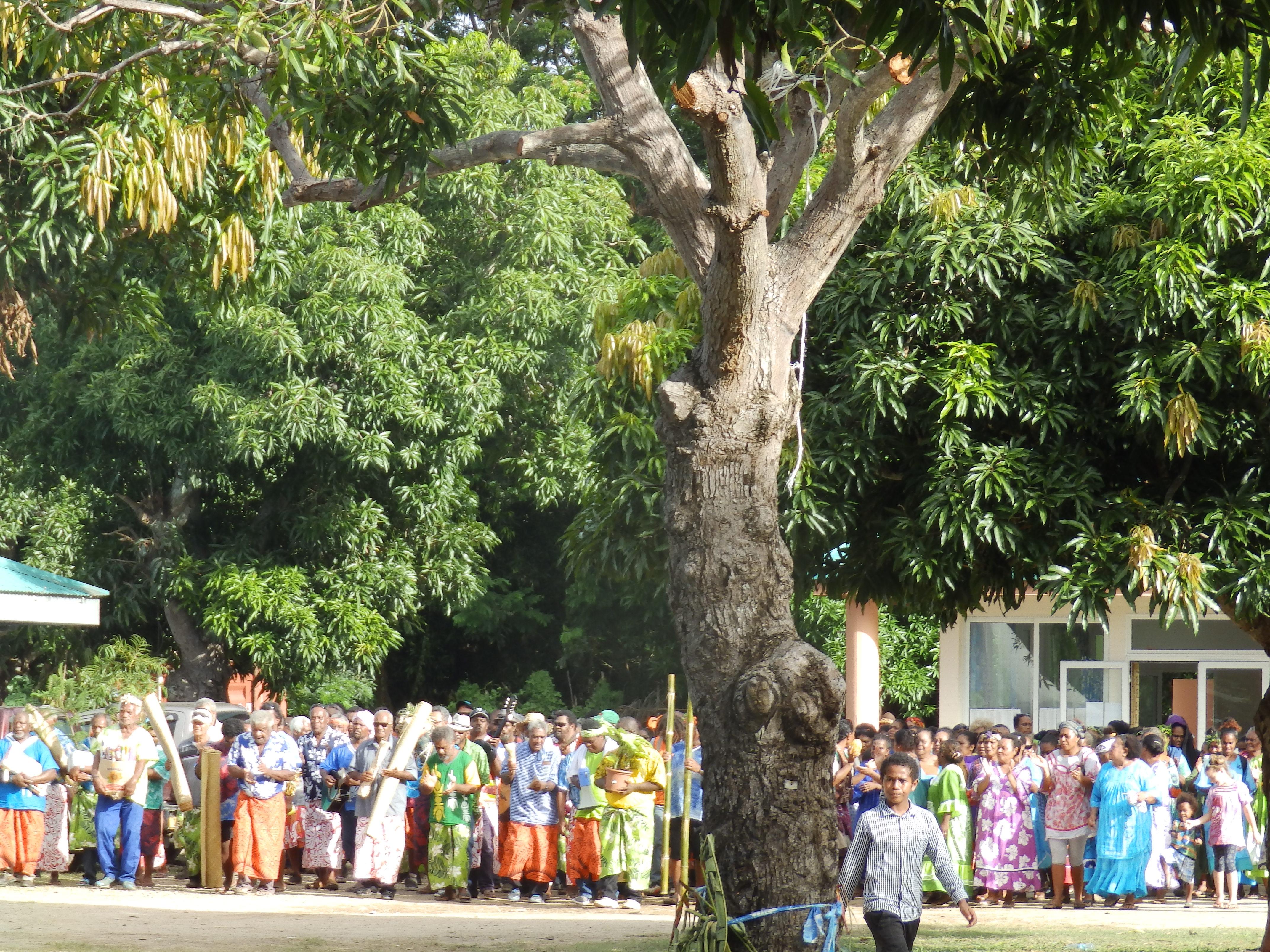 Pilou de clôture de la fête de pâques des consistoires de KGO et PUM