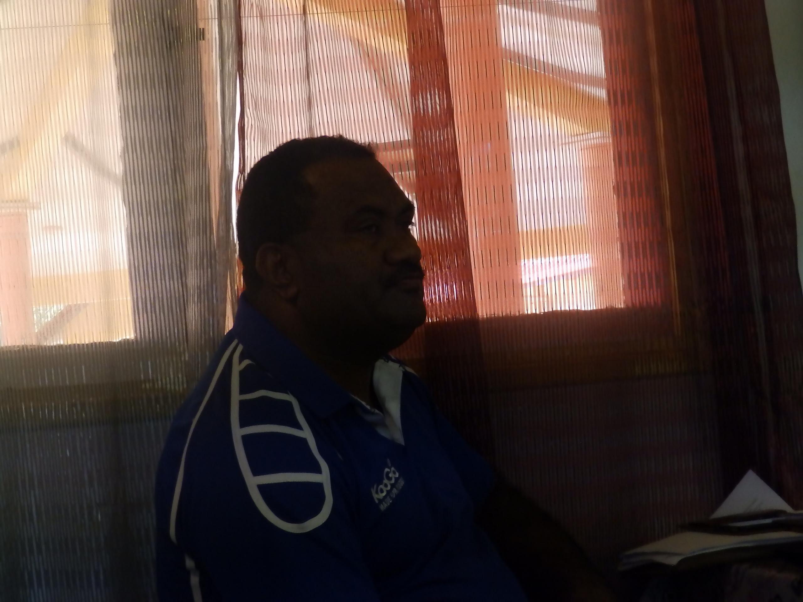 Pasteur LEWATORO Apenisa : Secrétaire Général de la Société Biblique du Pacifique Sud. Eglise Méthodiste de Fiji.
