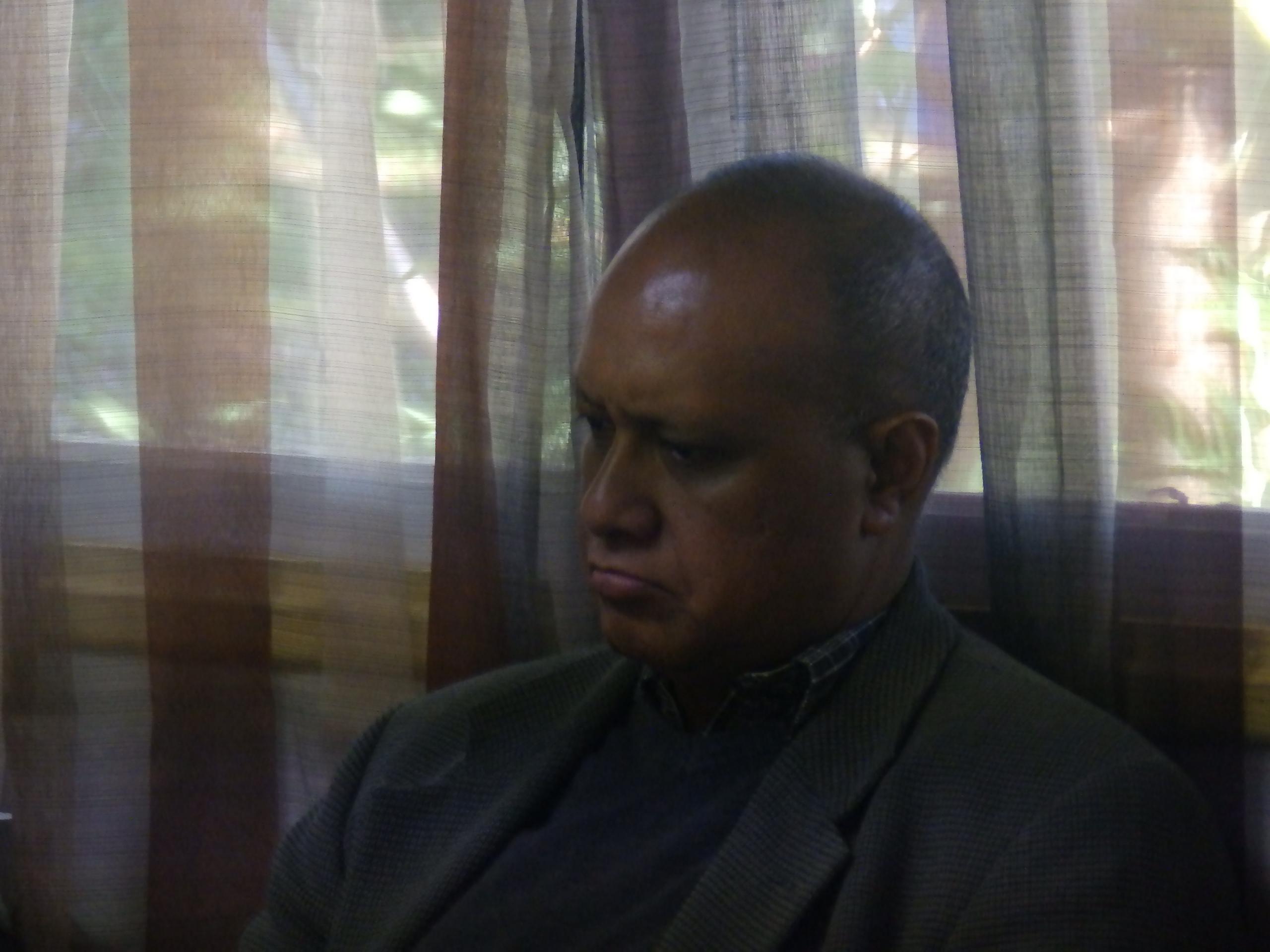 Pasteur PALU Ma'afu : Pasteur et responsable à la Société biblique du Pacifique Sud. Eglise Méthodiste de Tonga.