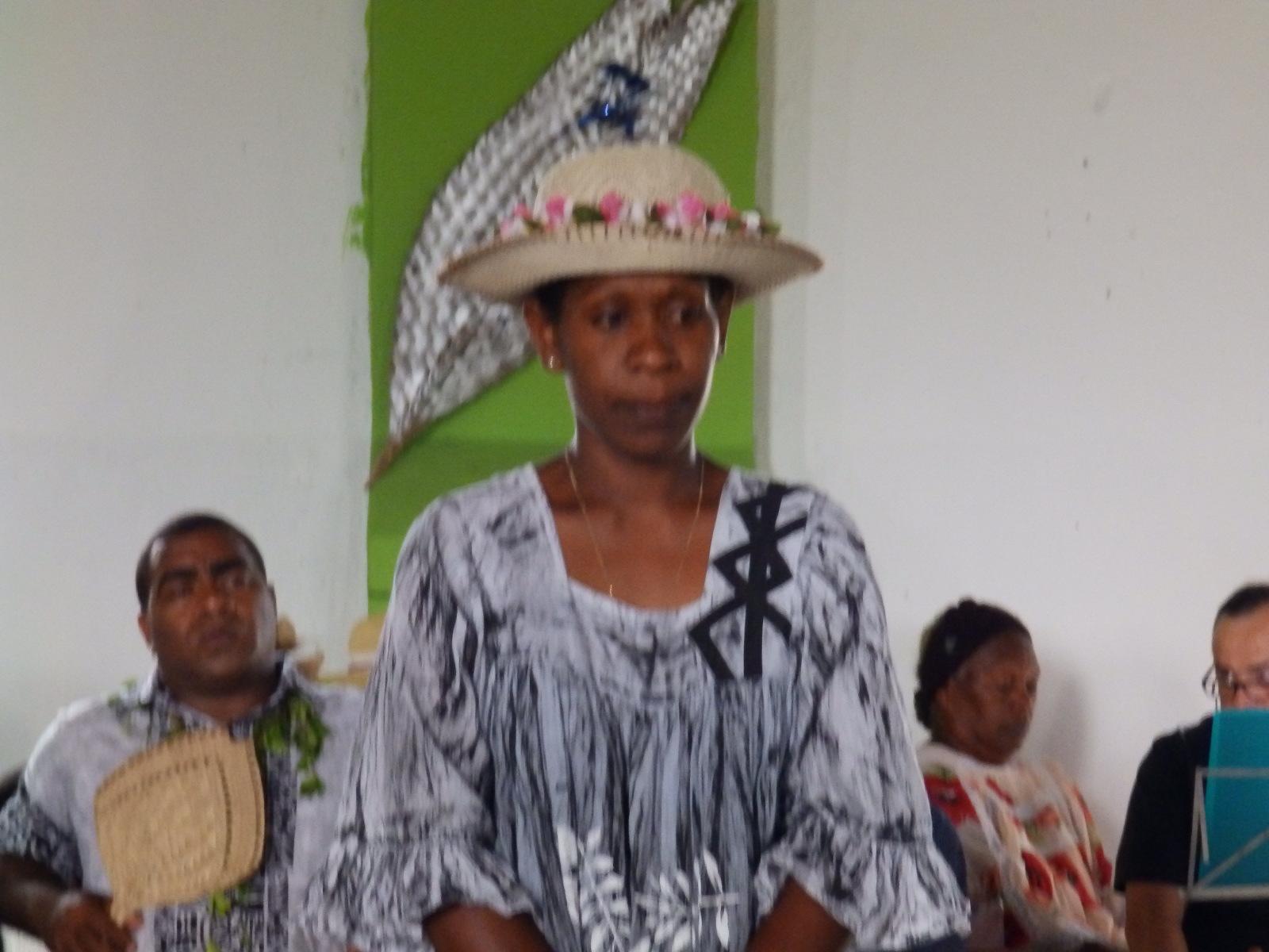 MAHO Hnaxuitra exercera son ministère dans la région de Drehu