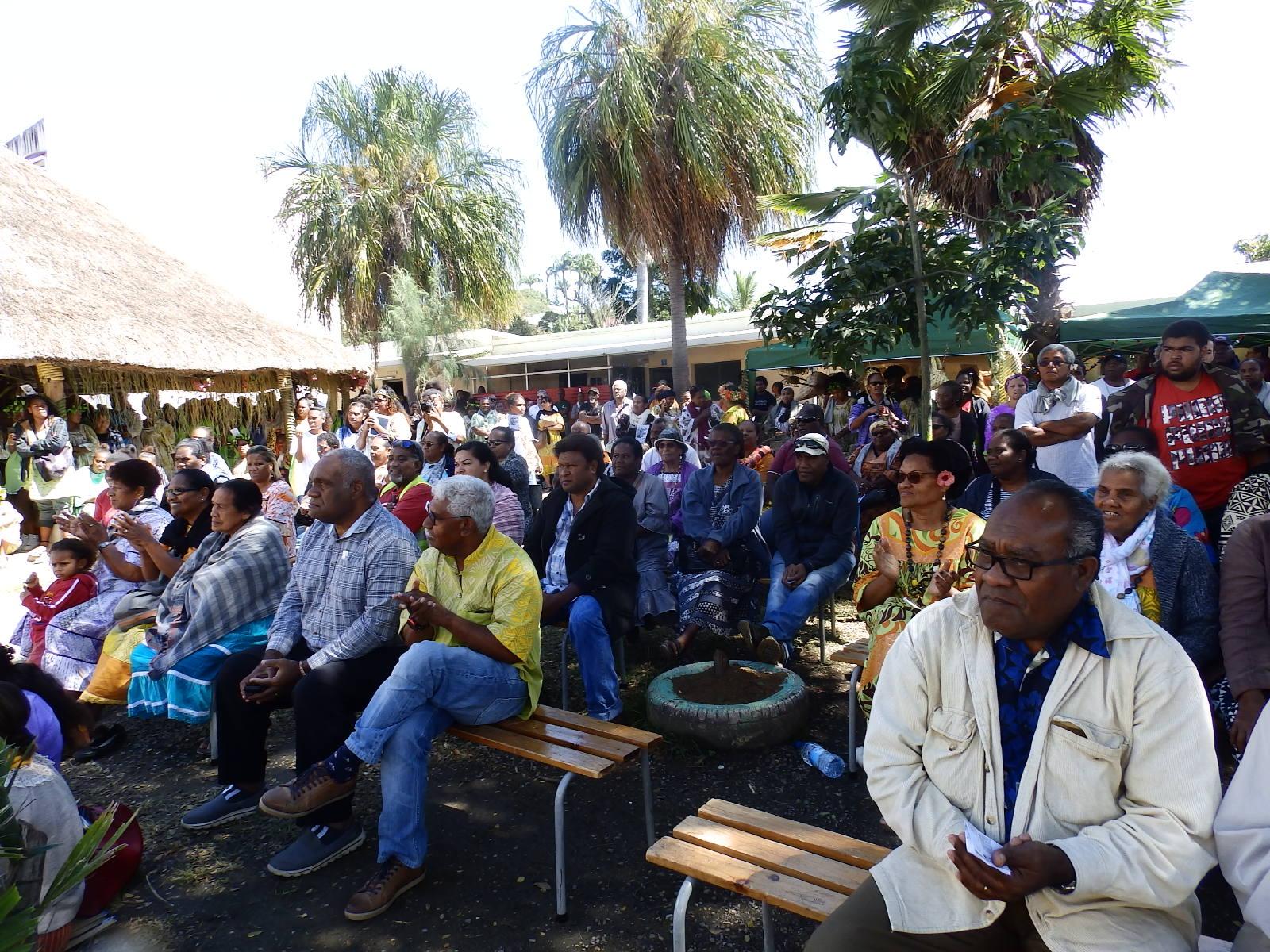 Responsables de l'Eglise ont marqué par leur présence cette fête de 40 ans du lycée DOKAMO