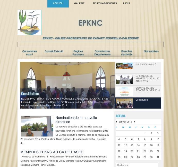 EPKNC lance son nouveau site internet