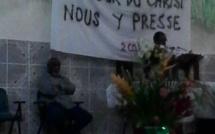 """""""NOUS RECONCILIER, L'AMOUR DU CHRIST NOUS Y PRESSE"""""""