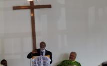 Prédication : pasteur KAEMO Höcë président de l'EPKNC